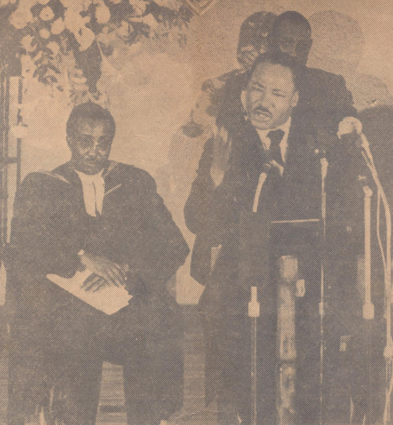 Rev. Dr. Martin Luther King 001