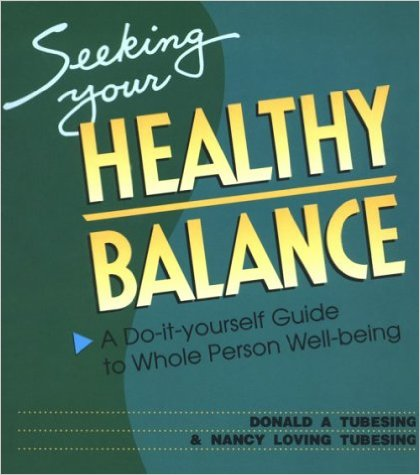 seeking healthy balance